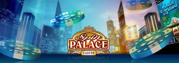 Spin Palace Te Regala Dinero Para Jugar Gratis Hasta 1000